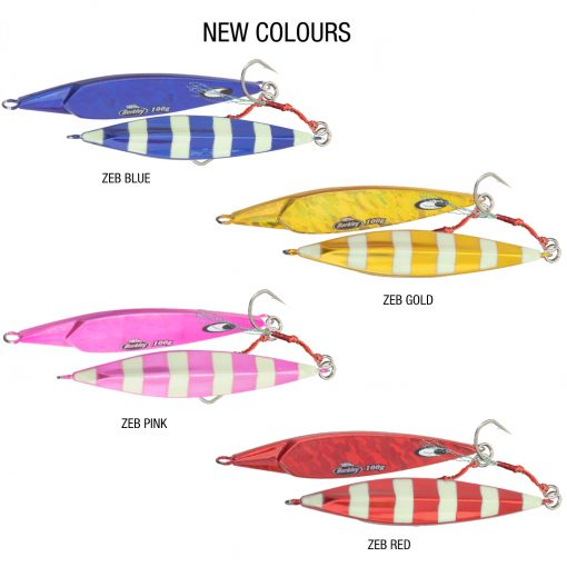 Skid Jig New Colours